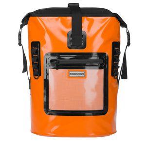 Wasserdichter Rucksack 35 Liter - orange - Orange