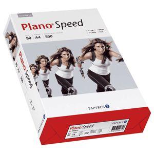 Papyrus Plano Speed Kopierpapier weiß DIN A4 500 Blatt 5er Pack