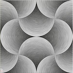 3D Wandpaneele Deckenpaneele Platten Paneele Shells OFFSETDRUCK Schwarz Polystyrol EPS XPS (0,25qm)