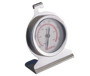 Metaltex Backofenthermometer Edelstahl Thermometer bis 320° C