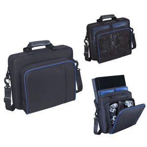 Kabalo Gepolsterte Reisetasche PlayStation. Schutztasche für PS4 Spielkonsole mit verstellbarem Schultergurt.
