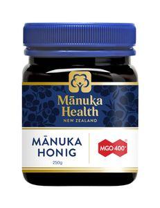 Manuka Health - Manuka Honig MGO 400+ [250g] - Laktosefrei, Glutenfrei