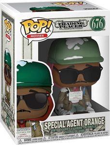 Trading Places - Special Agent Orange 676 - Funko Pop! - Vinyl Figur
