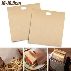 Leicht Wiederverwendbar Tasche Toast Brot Backen Beutel Toastschnitte Sandwich .