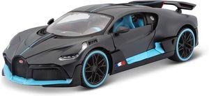 Maisto 31526 - Modellauto - Bugatti Divo (dunkelgrau, Maßstab 1:24)