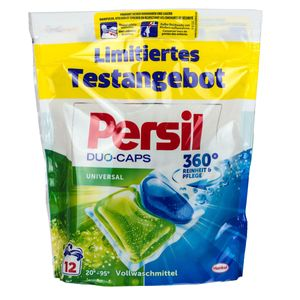 Persil Duo-Caps Universalwaschmittel für Reinheit und Pflege