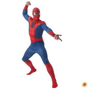Rubie's kostüm Marvel - Spider-ManHerren rot/blau Größe M/L