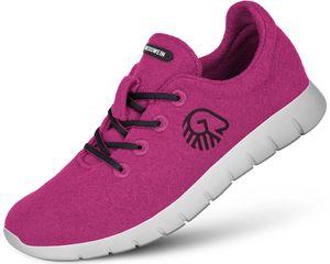 Giesswein Merino Wool Runners Damen traube Schuhgröße EU 40