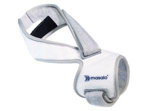 Masalo® Manschette MED - bei Tennis-, Golfer-, Mausarm (Epicondylitis) >kurzfristige Preissenkung< (Gr. 2 / rechter Arm)
