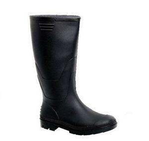Gummistiefel RANGER Arbeitsstiefel PVC Stiefel Berufsstiefel schwarz, Schuhgröße:50