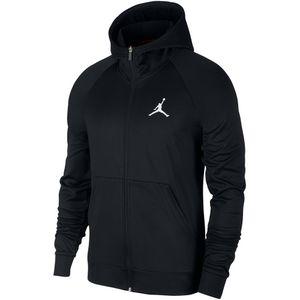 Nike Jordan 23 Alpha Therma Fleece Full-Zip Hoodie black L