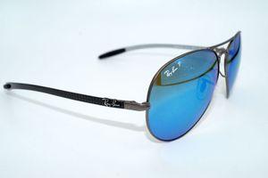 RAY BAN Sonnenbrille Sunglasses RB 8317CH 029 A1 Gr.58 Polarized Chromance