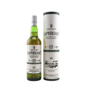 Laphroaig 10 y.o. Cask Strength Batch 11