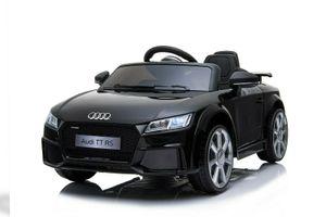 Kinder Elektro Audi TT RS, Farbe:Schwarz