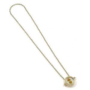Carat Shop, The Harry Potter Halskette & Anhänger Spinning Zeitumkehrer (vergoldet) CRTWN0097