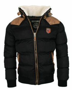 warme Designer Herren Winter Stepp Jacke Winterjacke Gr. M  * TOP QUALITY E01514689139180*