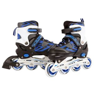 Street Runner Inline-Skates Blau 39-42