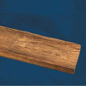 Wiesemann PolyurethanBrett, 13 x 3 x 260 cm, aus hochfestem Polyurethan, hellbraun