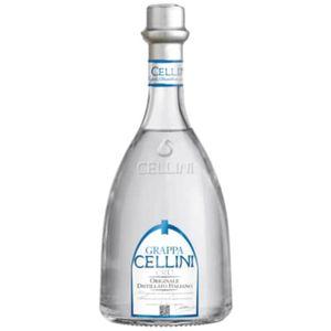Grappa Cellini Cru (0.7 l) - ein klarer Grappa mit dem Geschmack Italiens! Als Aperitif ein absolutes Muss!