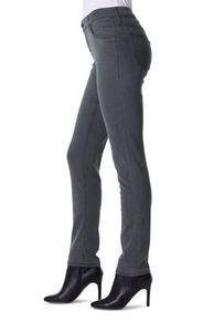 Mustang Damen Slim Fit Jeans Caro, W26 -to- W31 / grau / be flexible, Größe*:W29 L30