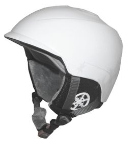 Kinder Skihelm XS/S 49-53cm Snowboardhelm Schutzhelm Ski Skisport Helm weiß