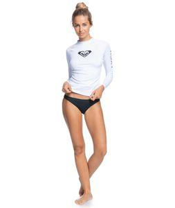 Roxy - UV-Badeshirt für Damen - Langarmshirt - Whole Hearted - Weiß, M