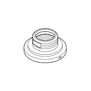 Grohe Atrio / Atrio Classic Rosette für Bidet-/Waschtischbatterie sterling - 45630BE0
