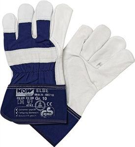 NOW Rindnarbenleder-Handschuhe