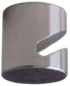 FRANKEN Neodym Magnethaken rund Durchm.: 16 mm chrom