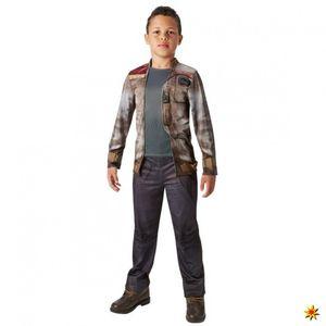 Star Wars Kostüm Finn Deluxe, Größe:13 - 14 Jahre