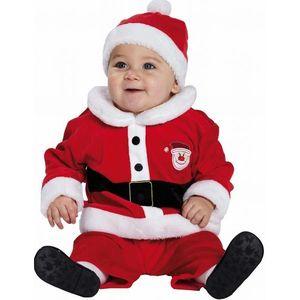 Baby Weihnachtsmann Kostüm Gr.80/86