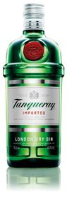Tanqueray Imported London Dry Gin | 47,3 % vol | 0,7 l