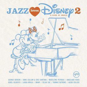 Jazz Loves Disney 2-A Kind Of Magic