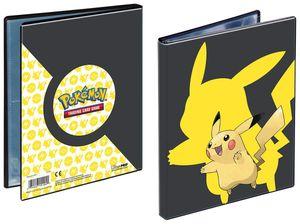 Ultra Pro Pokémon Tauschalbum - Pikachu 2019 - 4-Pocket Portfolio