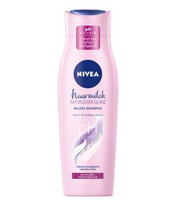 250Ml Nivea Shampoo Haarmilch Nat. Glanz