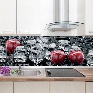 Küchenrückwand Wandverkleidung ABS-Platte   Hochwertig, wasserfest, kratzest, pflegeleicht   für alle Räume  GU31 60x300 cm