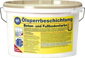 Pufas fix 2000 Ölsperrbeschichtung Beton- und Fussbodenfarbe Grau 5 Liter