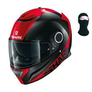 Spartan Skin Helm Schwarz M