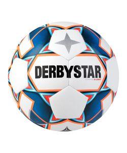 Derbystar Stratos S-Light weiss blau orange