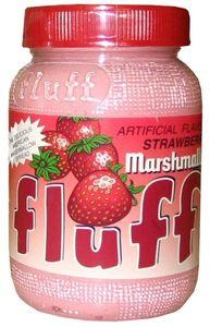 Marshmallow Fluff Erdbeere Brotaufstrich 213 g