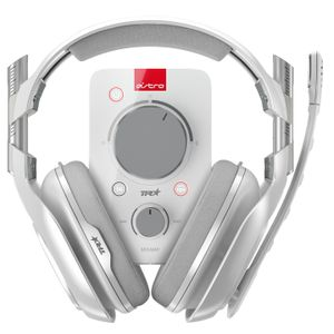Astro A40 TR Gaming Kabelgebunden Kopfhörer & MixAmp Pro TR Weiß Dolby 7.1  XBox One XboX Series X