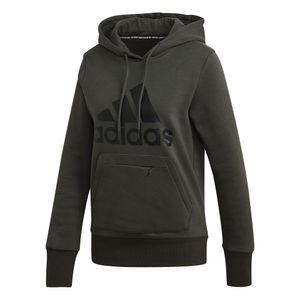 Adidas Badge of Sport Damen Hoody, Größe:XS