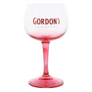 Gordons Premium Pink Copa Glas, Ginglas, Ginkelch, Glas, Pink, 500 ml, 101221