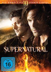 Supernatural - Staffel 10 (DVD) 6Discs Min: DD5.1WS