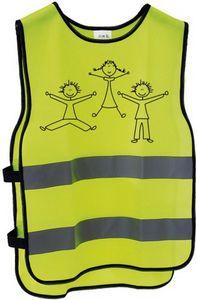 Reflex-Warnweste für Kinder XXS/XS, 1Stück