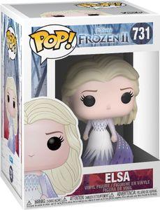 Disney Frozen 2 - Elsa 731 - Funko Pop! - Vinyl Figur