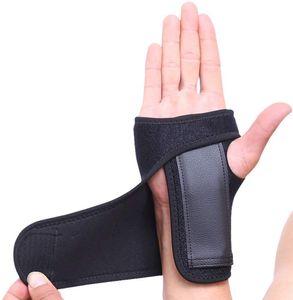 Handgelenk Bandagen - Handgelenkstütze für Karpaltunnelsyndrom, Sehnenentzündung, Arthritis und Verstauchung  linke Hand
