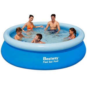 Bestway Fast Set™ Pool 305 x 76 cm Outdoor Garten Swimmingpool