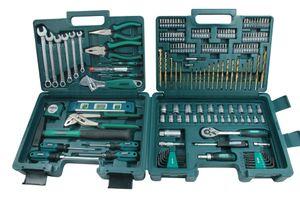 BRÜDER MANNESMANN Werkzeugsatz 176-teilig im Koffer