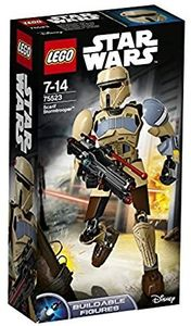 LEGO Star Wars 75523 Rogue One Actionfigur Scarif Stormtrooper